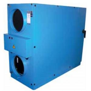 Вертикальные вентиляционные установки